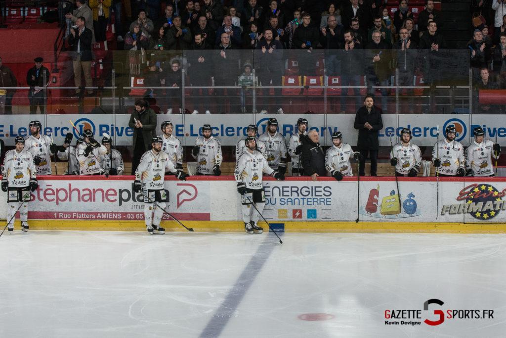 Hockey Sur Glace Gothiques Vs Rouen Kevin Devigne Gazettesports 7