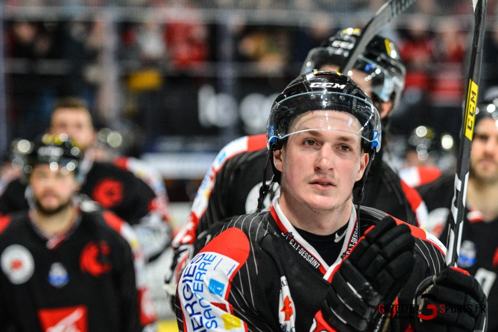 Hockey Sur Glace Gothiques Vs Rouen Kevin Devigne Gazettesports 70