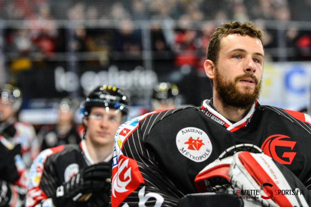 Hockey Sur Glace Gothiques Vs Rouen Kevin Devigne Gazettesports 71