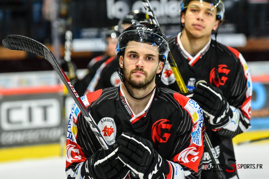 Hockey Sur Glace Gothiques Vs Rouen Kevin Devigne Gazettesports 72