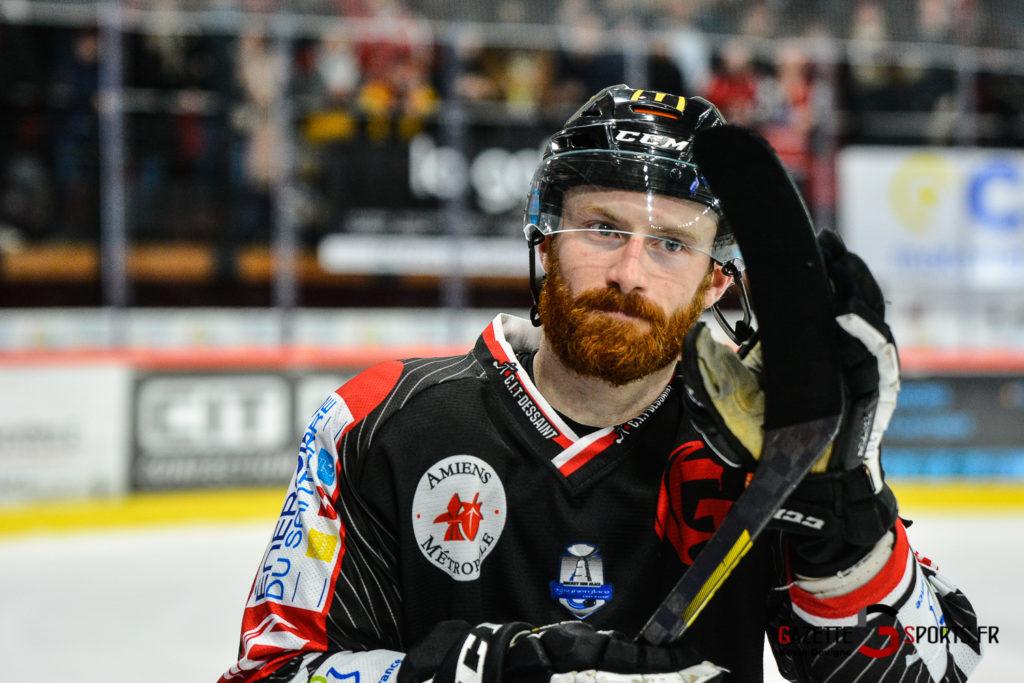 Hockey Sur Glace Gothiques Vs Rouen Kevin Devigne Gazettesports 73