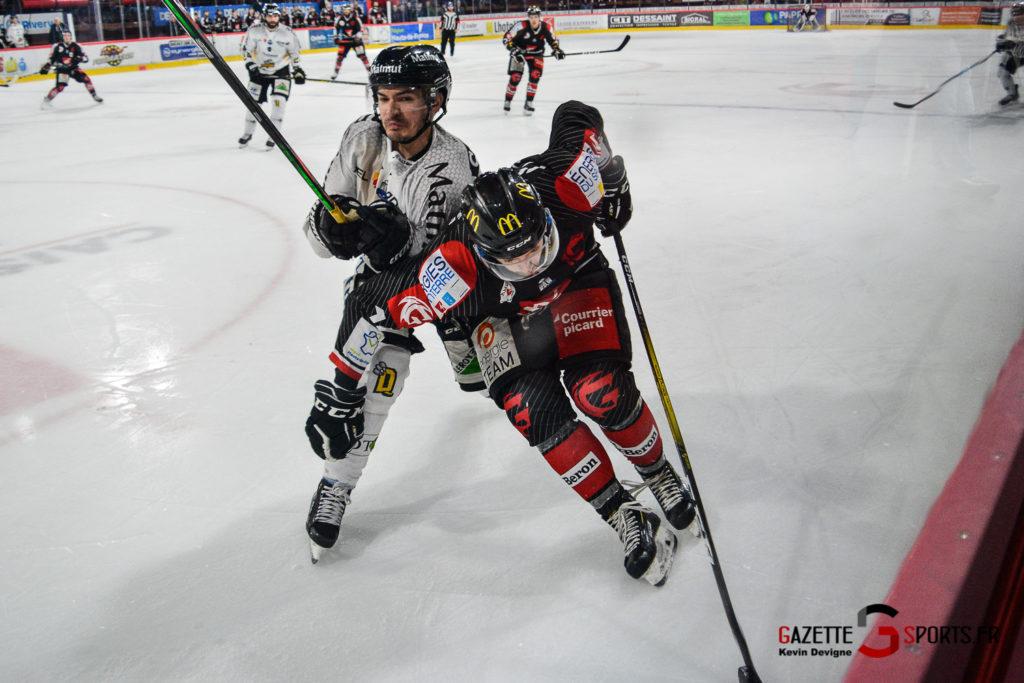 Hockey Sur Glace Gothiques Vs Rouen Kevin Devigne Gazettesports 79
