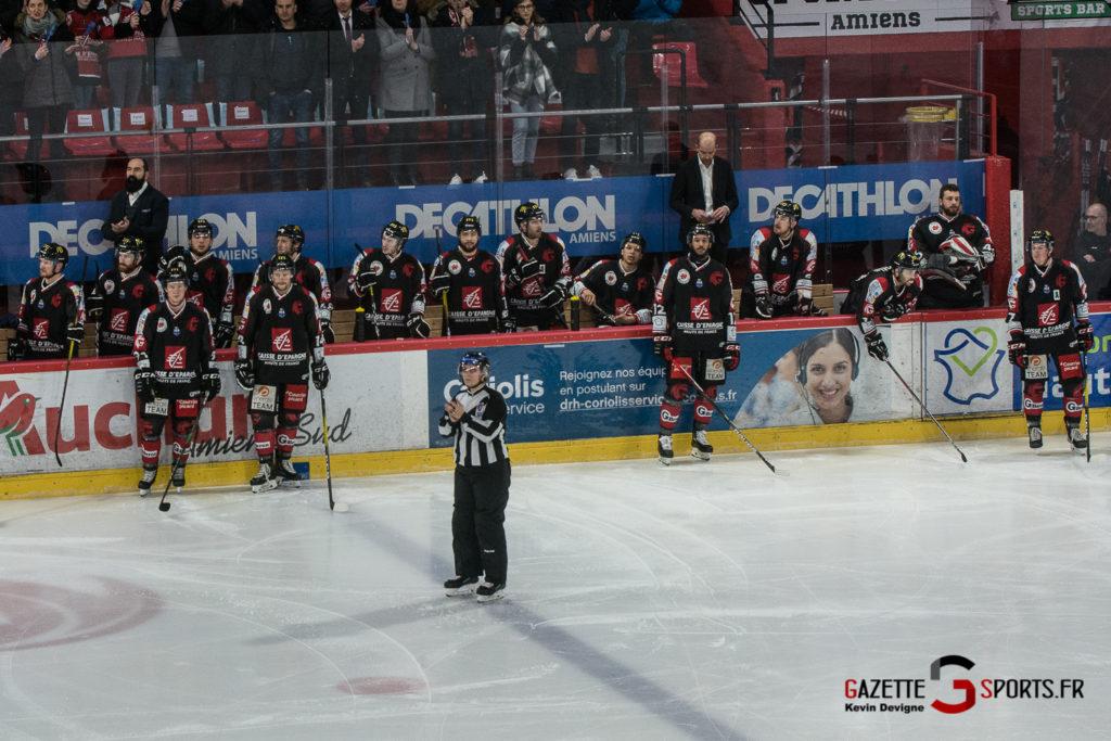Hockey Sur Glace Gothiques Vs Rouen Kevin Devigne Gazettesports 8