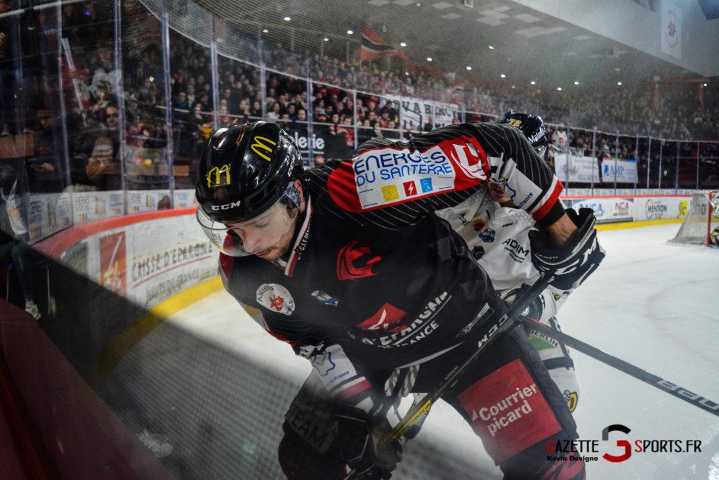 Hockey Sur Glace Gothiques Vs Rouen Kevin Devigne Gazettesports 81