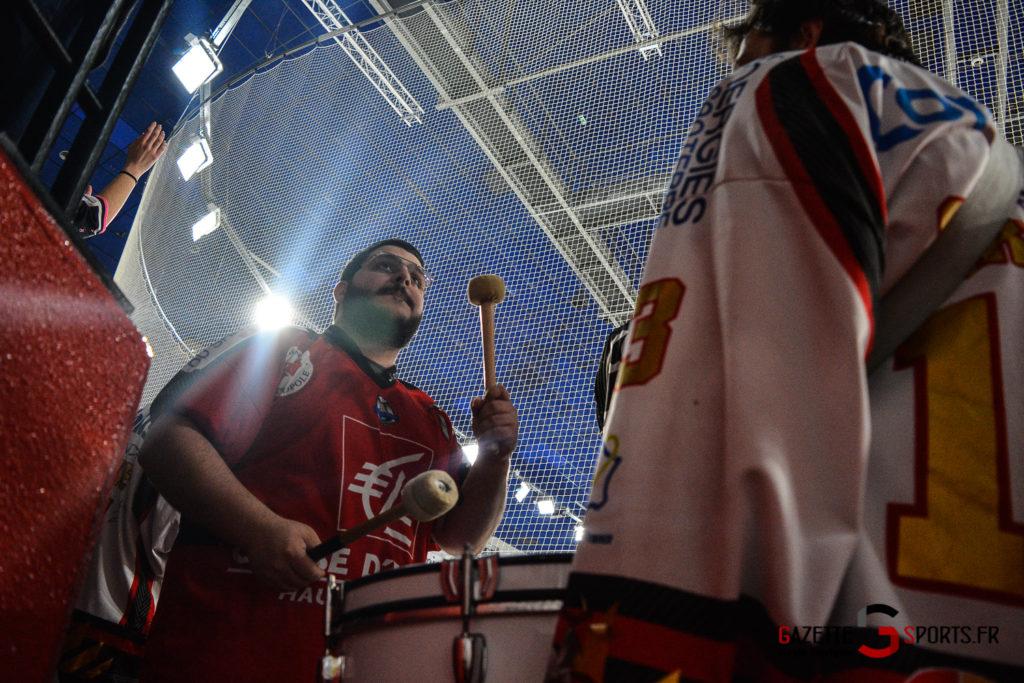 Hockey Sur Glace Gothiques Vs Rouen Kevin Devigne Gazettesports 82