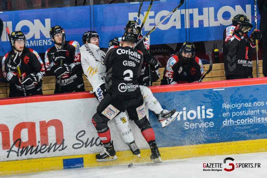 Hockey Sur Glace Gothiques Vs Rouen Kevin Devigne Gazettesports 9