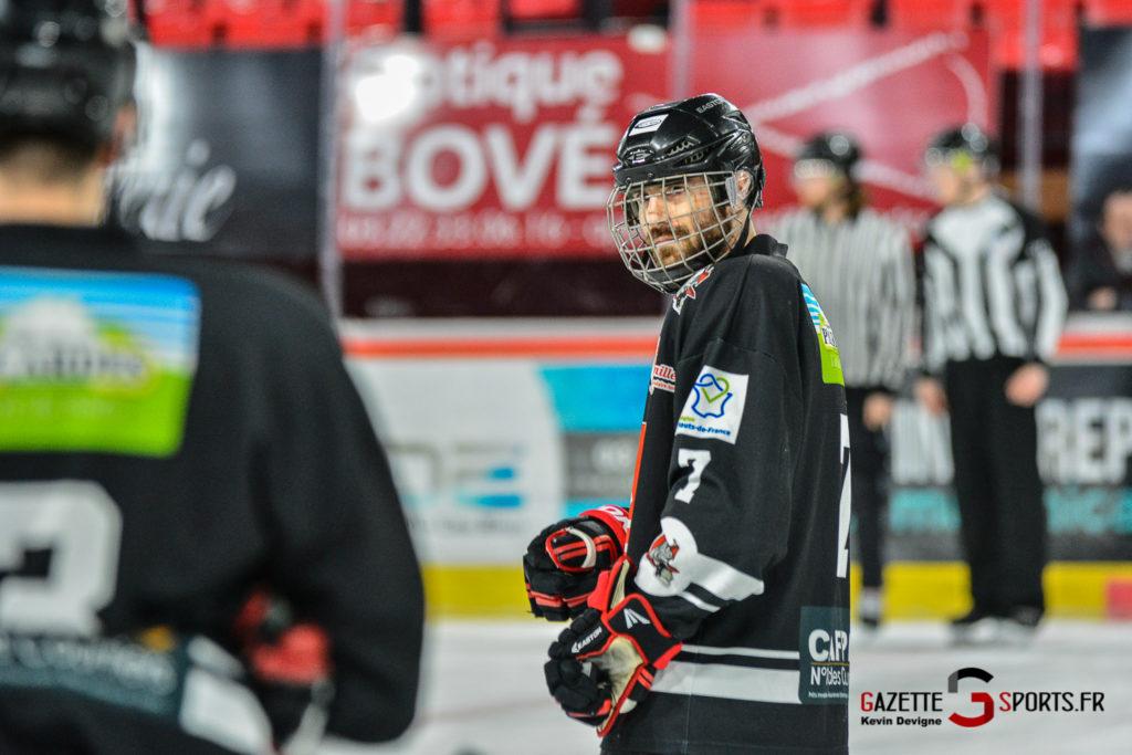 Hockey Sur Glace N4 Gothiques Vs Wasquehal Kevin Devigne Gazettesports 10