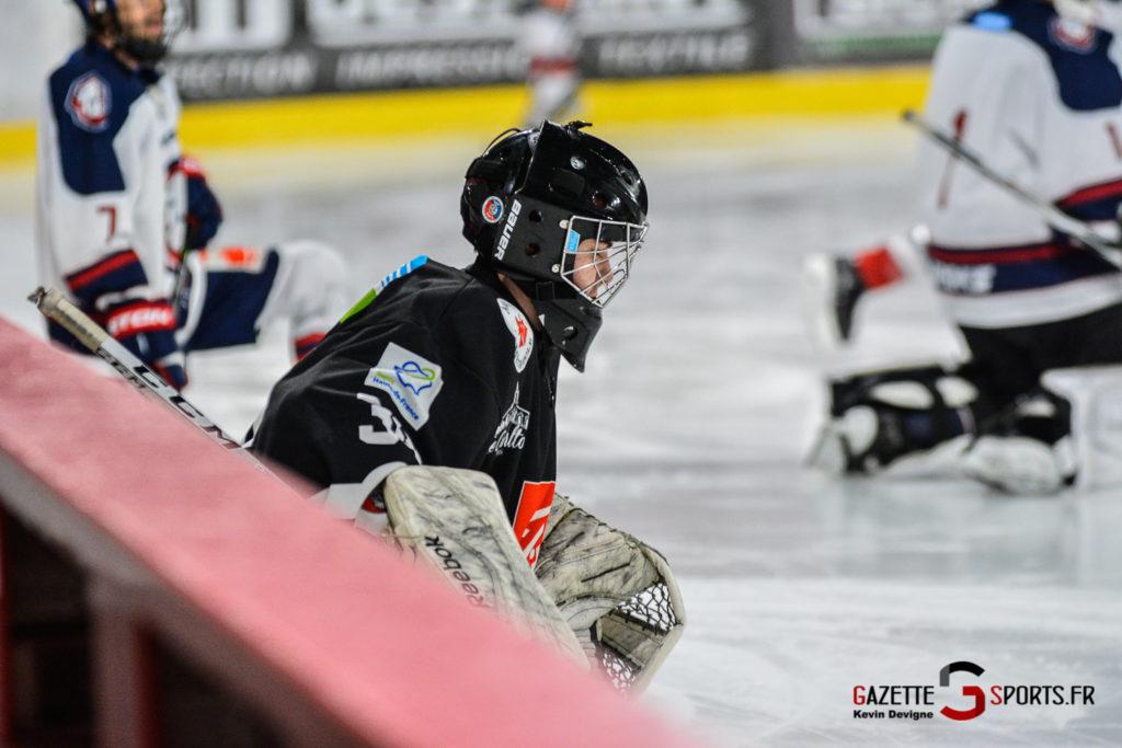 Hockey Sur Glace N4 Gothiques Vs Wasquehal Kevin Devigne Gazettesports