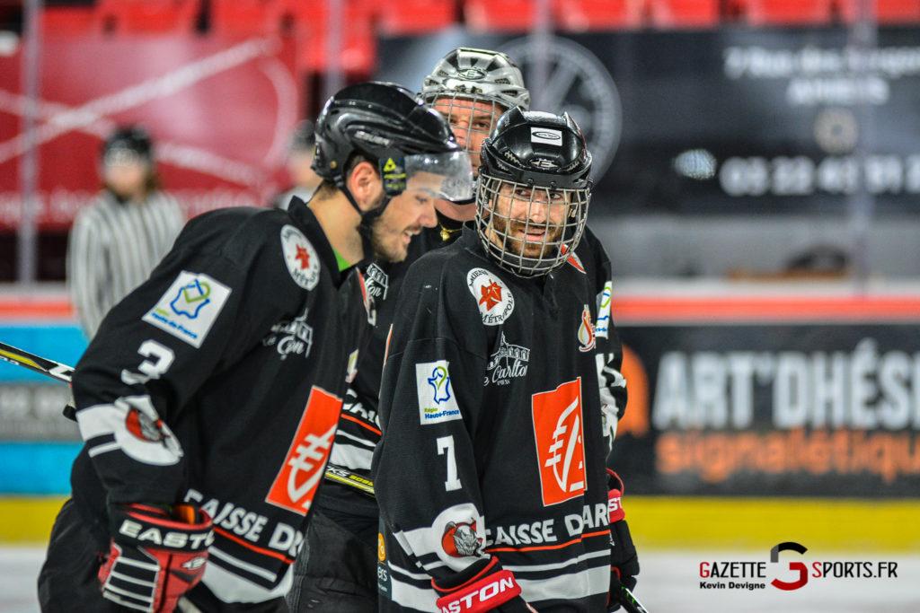 Hockey Sur Glace N4 Gothiques Vs Wasquehal Kevin Devigne Gazettesports 11