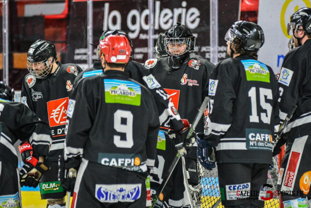 Hockey Sur Glace N4 Gothiques Vs Wasquehal Kevin Devigne Gazettesports 13