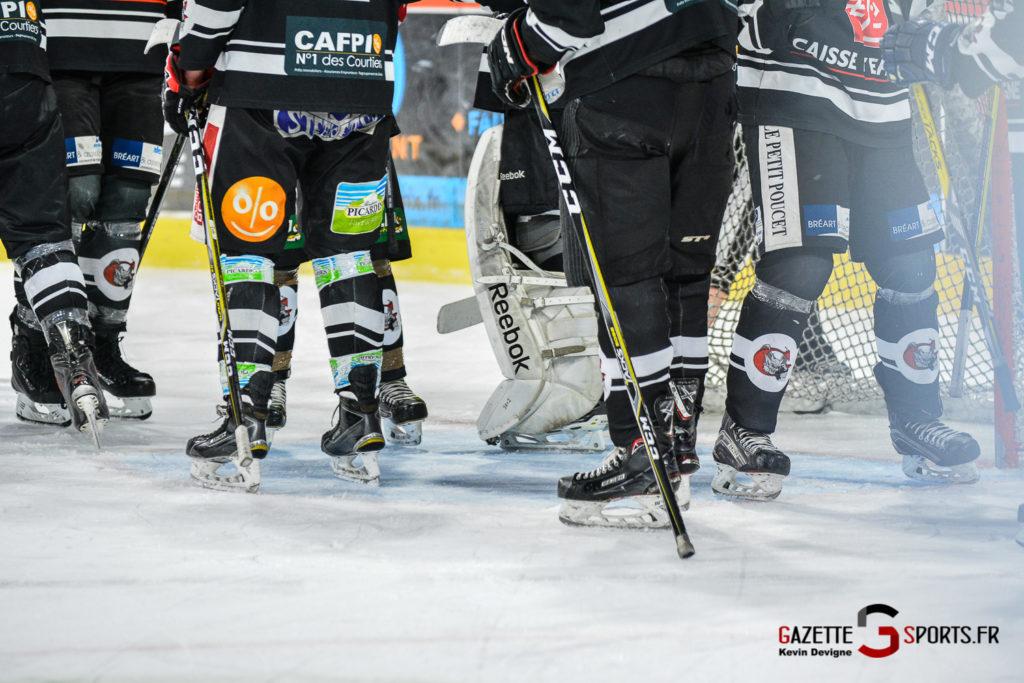 Hockey Sur Glace N4 Gothiques Vs Wasquehal Kevin Devigne Gazettesports 16