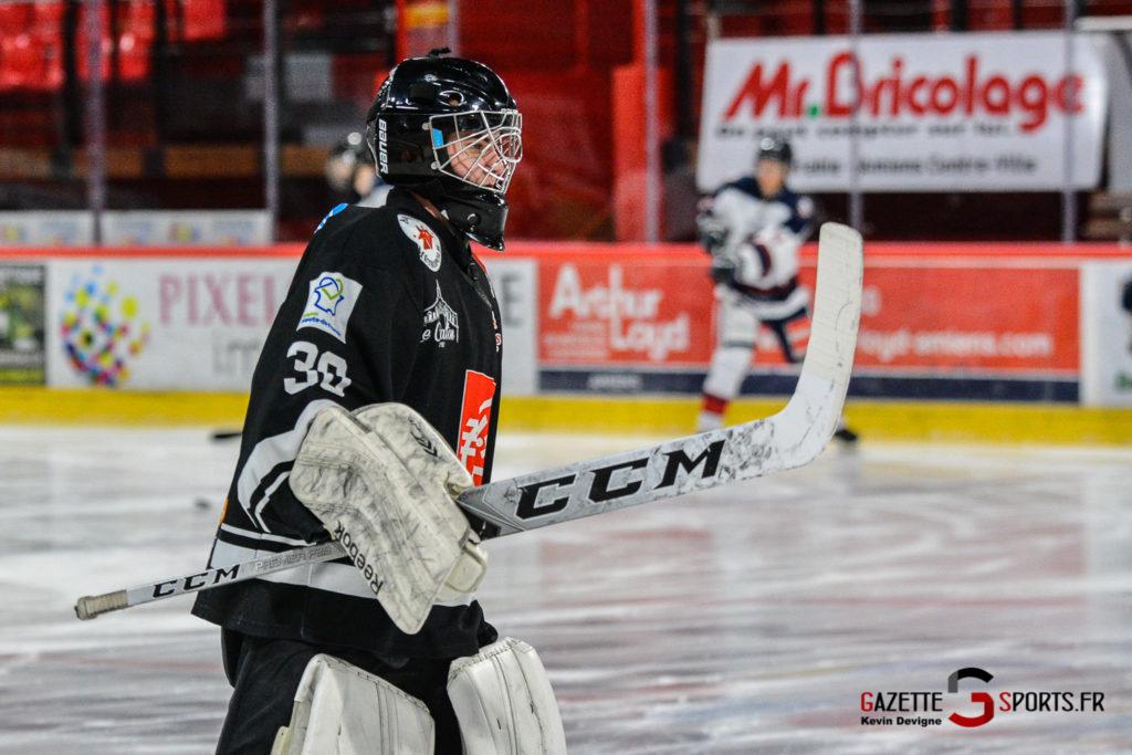 Hockey Sur Glace N4 Gothiques Vs Wasquehal Kevin Devigne Gazettesports 2