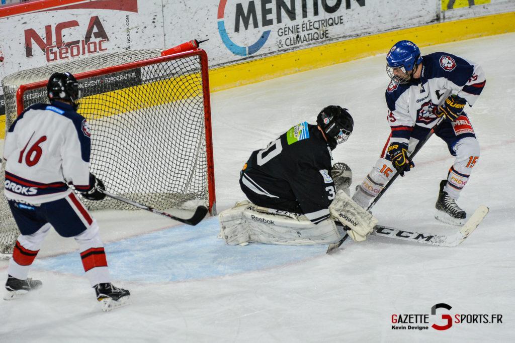 Hockey Sur Glace N4 Gothiques Vs Wasquehal Kevin Devigne Gazettesports 21