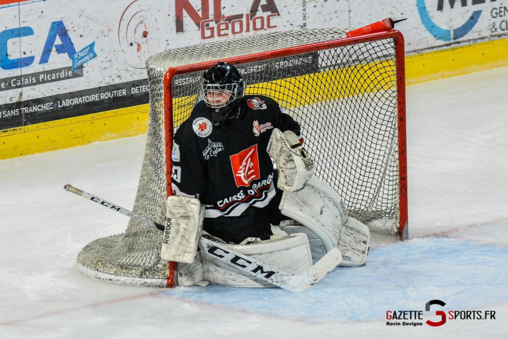 Hockey Sur Glace N4 Gothiques Vs Wasquehal Kevin Devigne Gazettesports 22