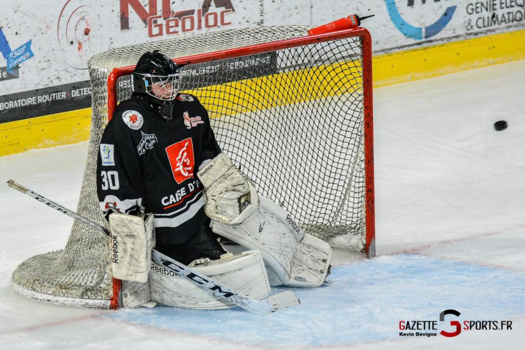 Hockey Sur Glace N4 Gothiques Vs Wasquehal Kevin Devigne Gazettesports 23