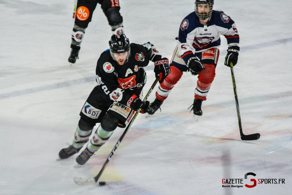 Hockey Sur Glace N4 Gothiques Vs Wasquehal Kevin Devigne Gazettesports 24