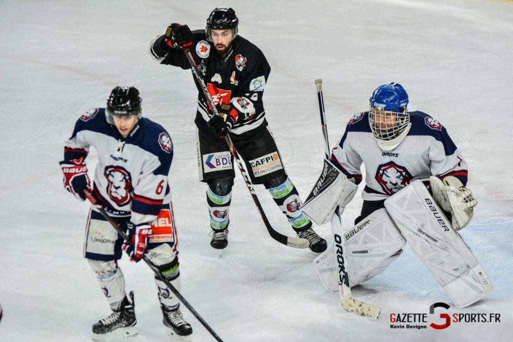 Hockey Sur Glace N4 Gothiques Vs Wasquehal Kevin Devigne Gazettesports 25
