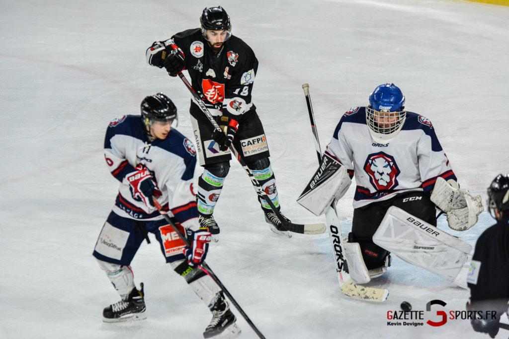 Hockey Sur Glace N4 Gothiques Vs Wasquehal Kevin Devigne Gazettesports 26