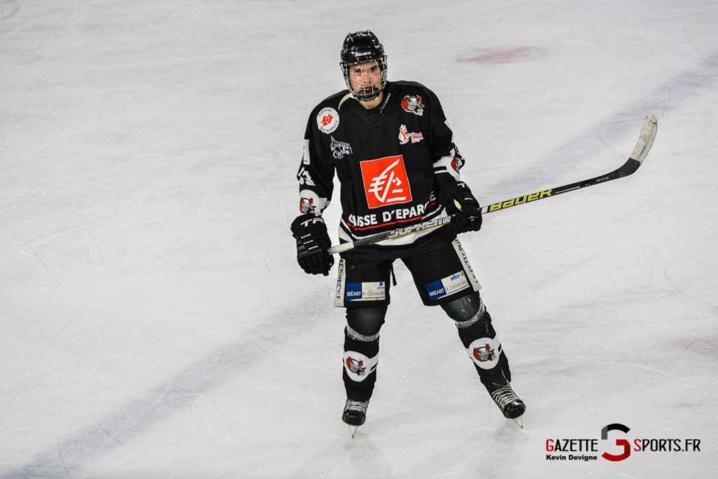 Hockey Sur Glace N4 Gothiques Vs Wasquehal Kevin Devigne Gazettesports 27