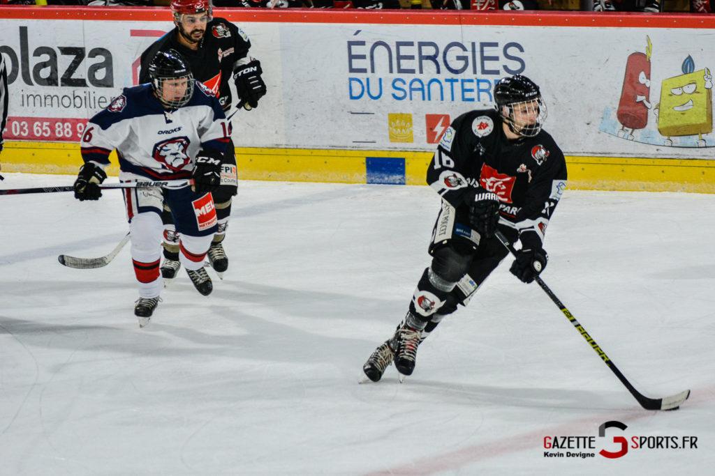 Hockey Sur Glace N4 Gothiques Vs Wasquehal Kevin Devigne Gazettesports 28