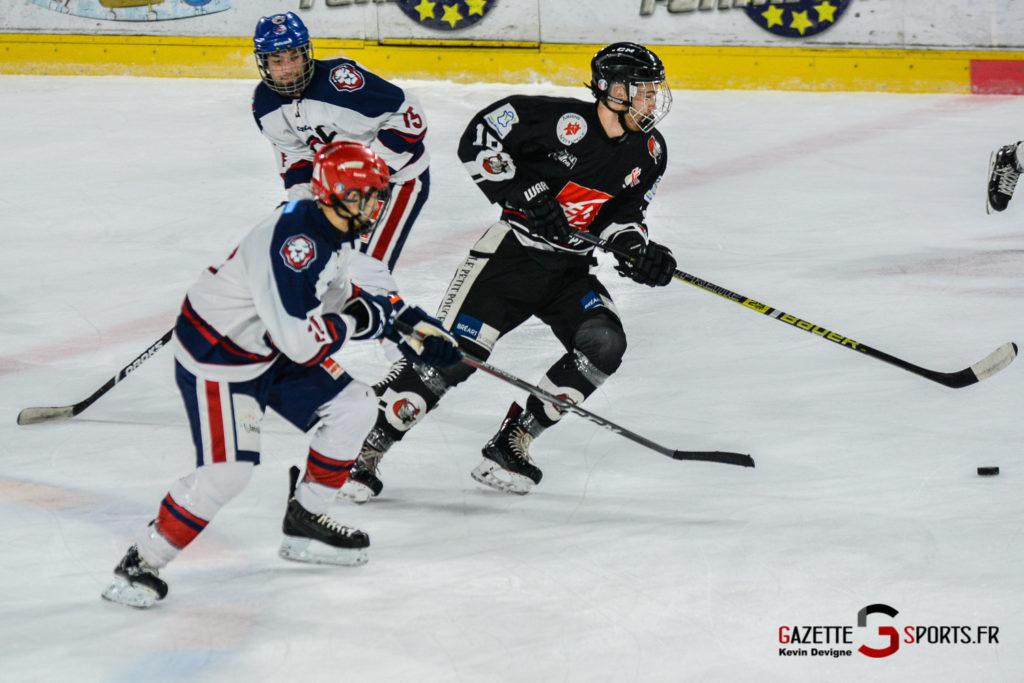 Hockey Sur Glace N4 Gothiques Vs Wasquehal Kevin Devigne Gazettesports 29