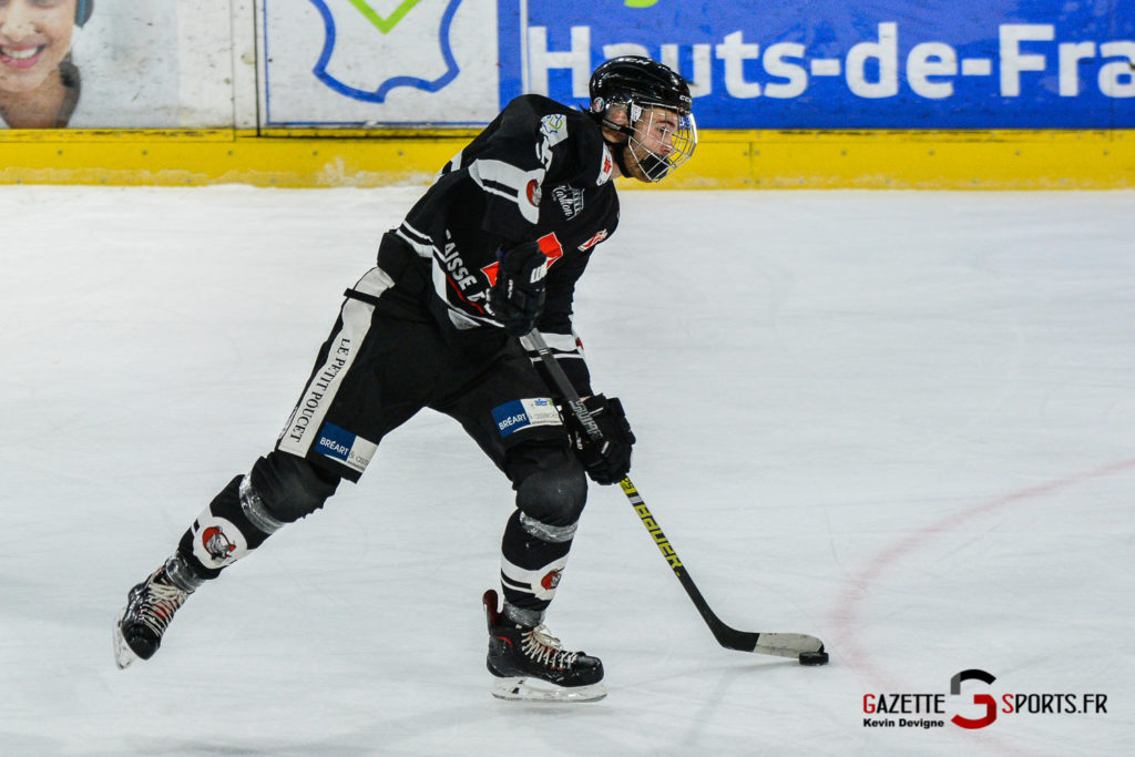 Hockey Sur Glace N4 Gothiques Vs Wasquehal Kevin Devigne Gazettesports 30