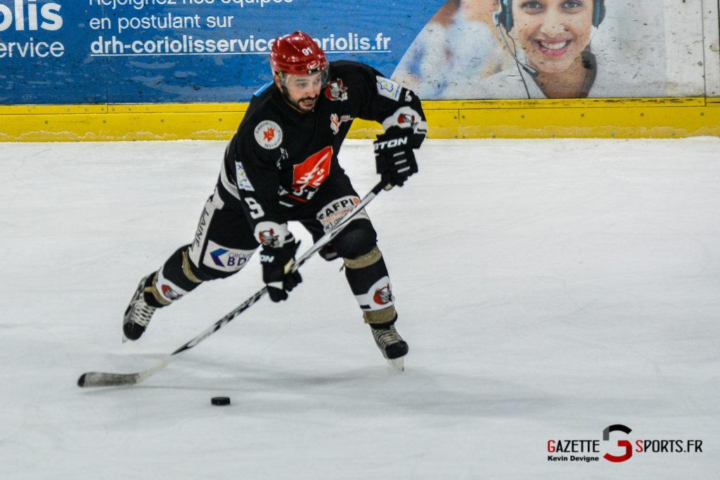 Hockey Sur Glace N4 Gothiques Vs Wasquehal Kevin Devigne Gazettesports 31