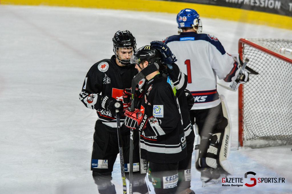 Hockey Sur Glace N4 Gothiques Vs Wasquehal Kevin Devigne Gazettesports 32