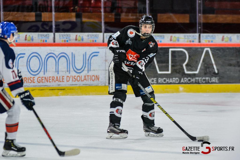 Hockey Sur Glace N4 Gothiques Vs Wasquehal Kevin Devigne Gazettesports 33