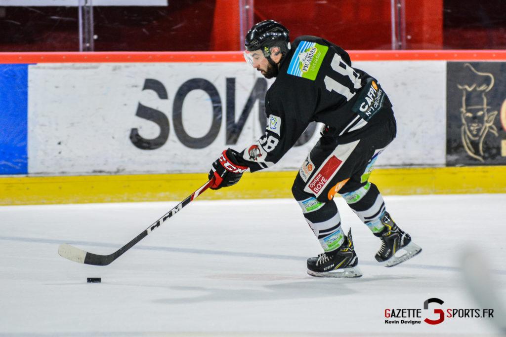 Hockey Sur Glace N4 Gothiques Vs Wasquehal Kevin Devigne Gazettesports 34