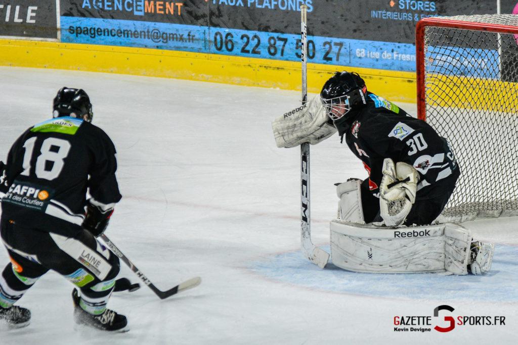 Hockey Sur Glace N4 Gothiques Vs Wasquehal Kevin Devigne Gazettesports 35