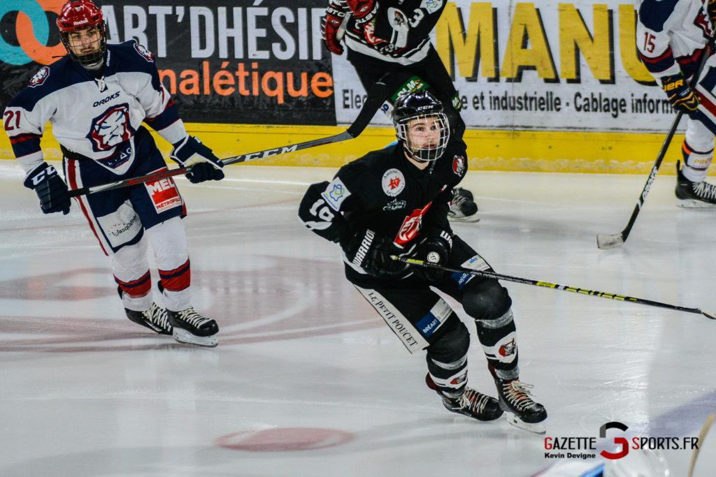 Hockey Sur Glace N4 Gothiques Vs Wasquehal Kevin Devigne Gazettesports 36