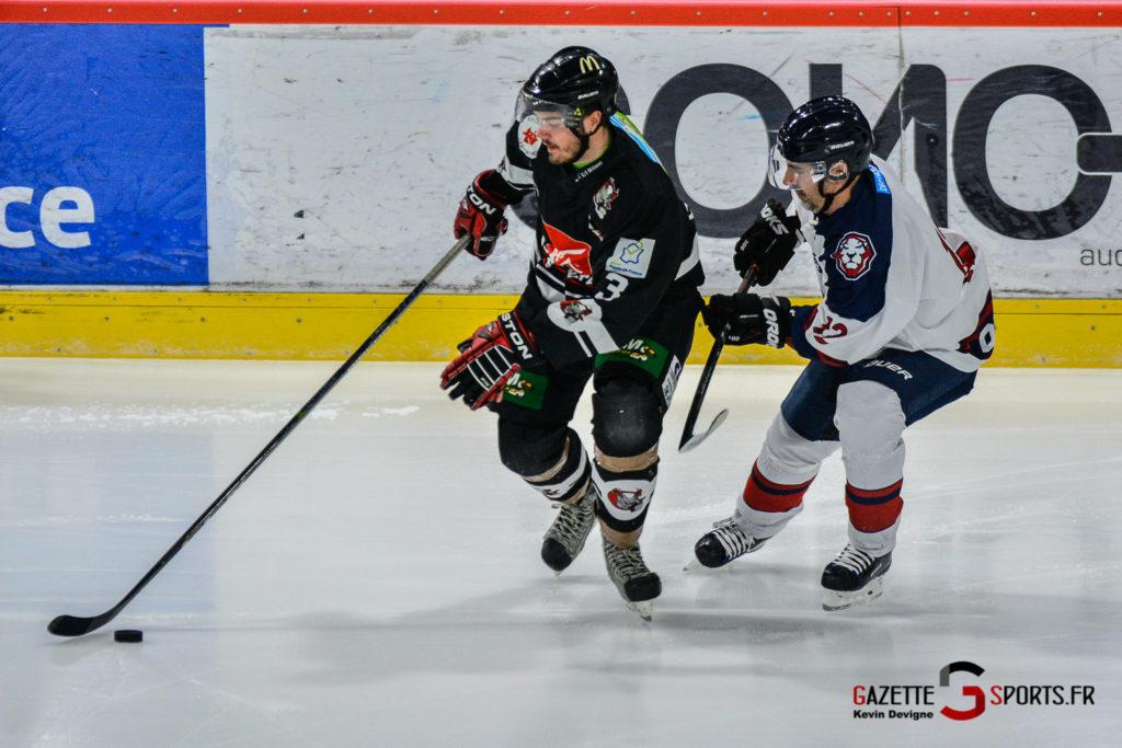 Hockey Sur Glace N4 Gothiques Vs Wasquehal Kevin Devigne Gazettesports 37