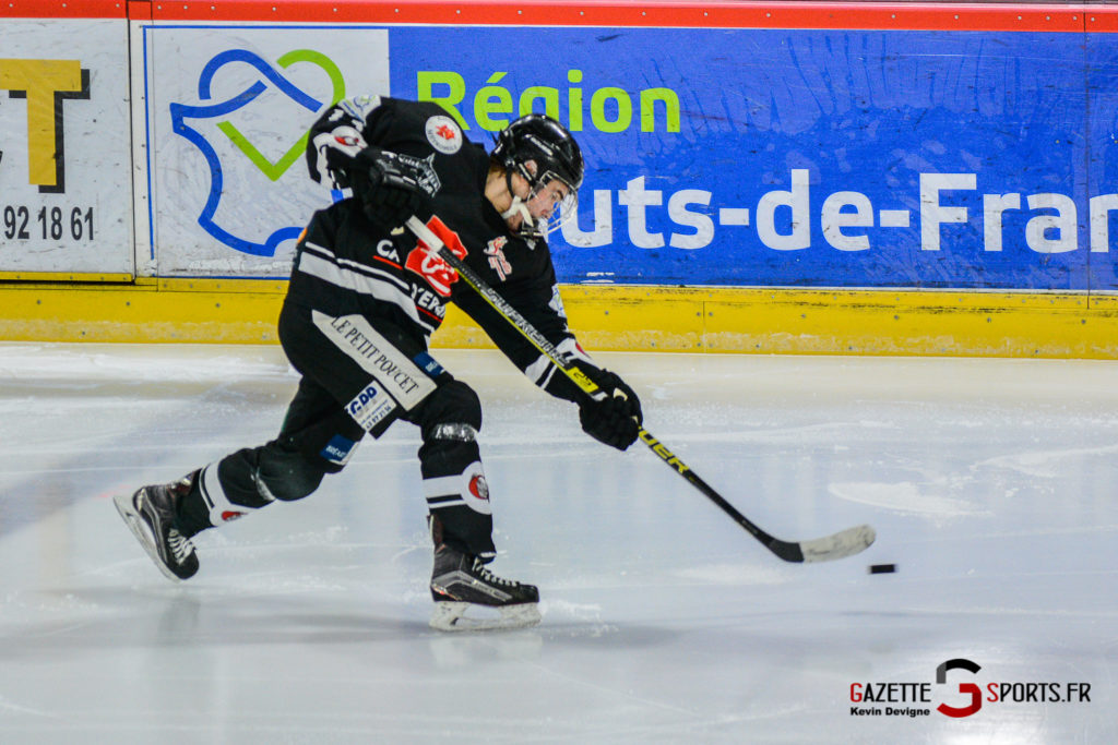 Hockey Sur Glace N4 Gothiques Vs Wasquehal Kevin Devigne Gazettesports 39