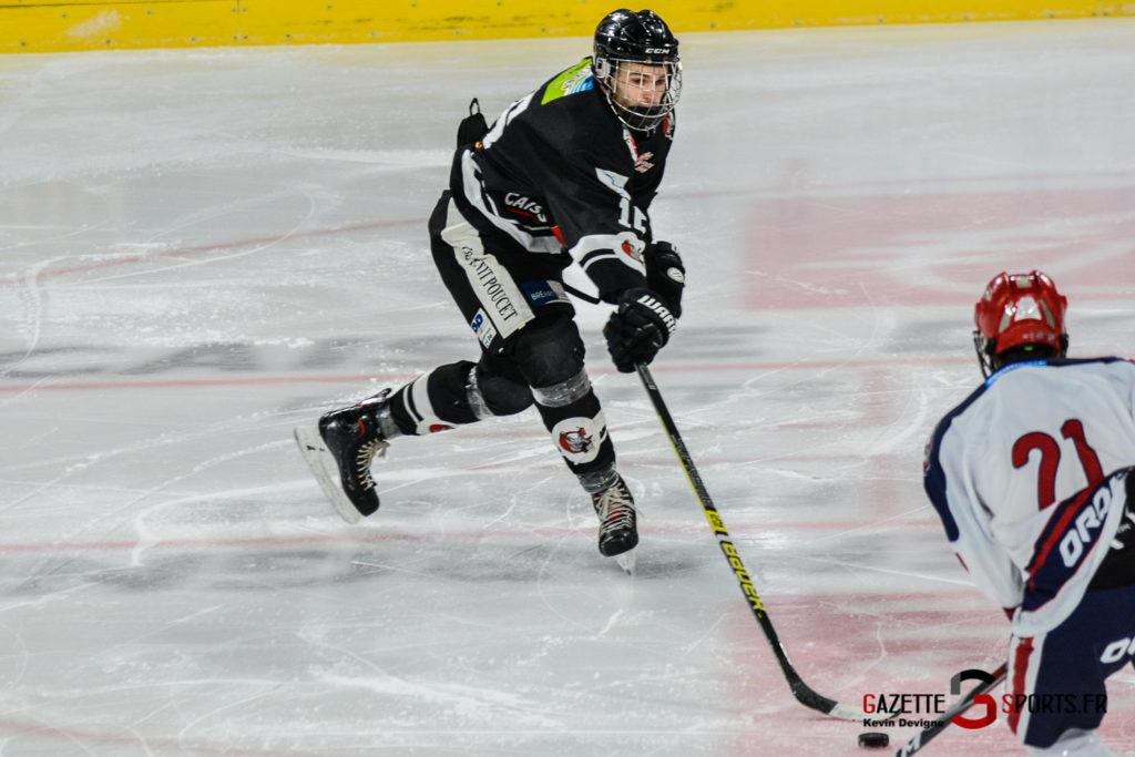 Hockey Sur Glace N4 Gothiques Vs Wasquehal Kevin Devigne Gazettesports 40