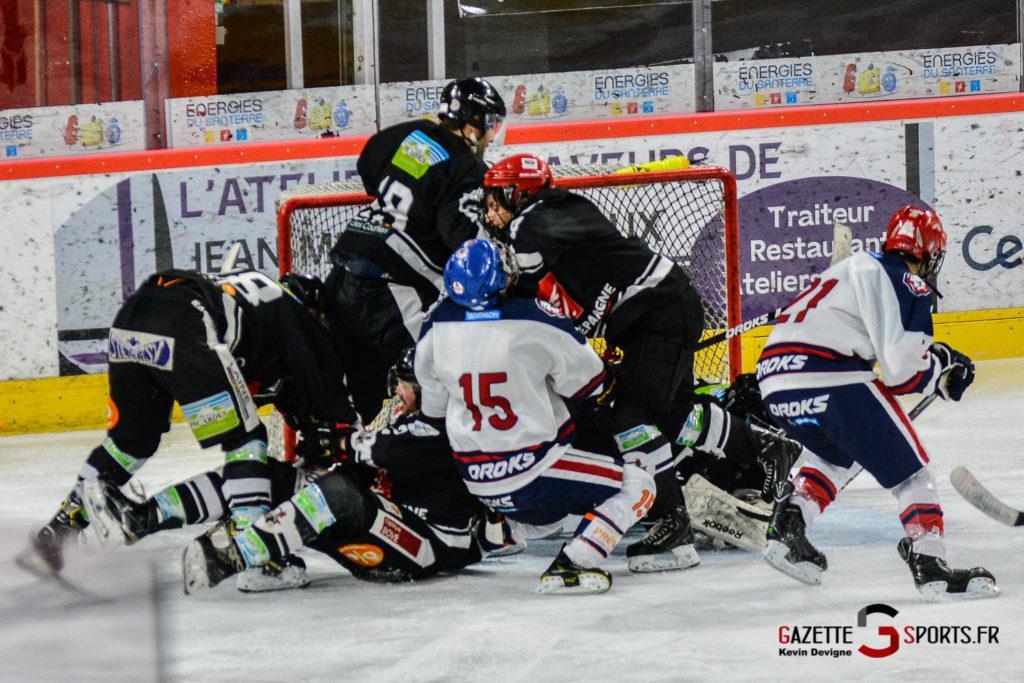 Hockey Sur Glace N4 Gothiques Vs Wasquehal Kevin Devigne Gazettesports 42