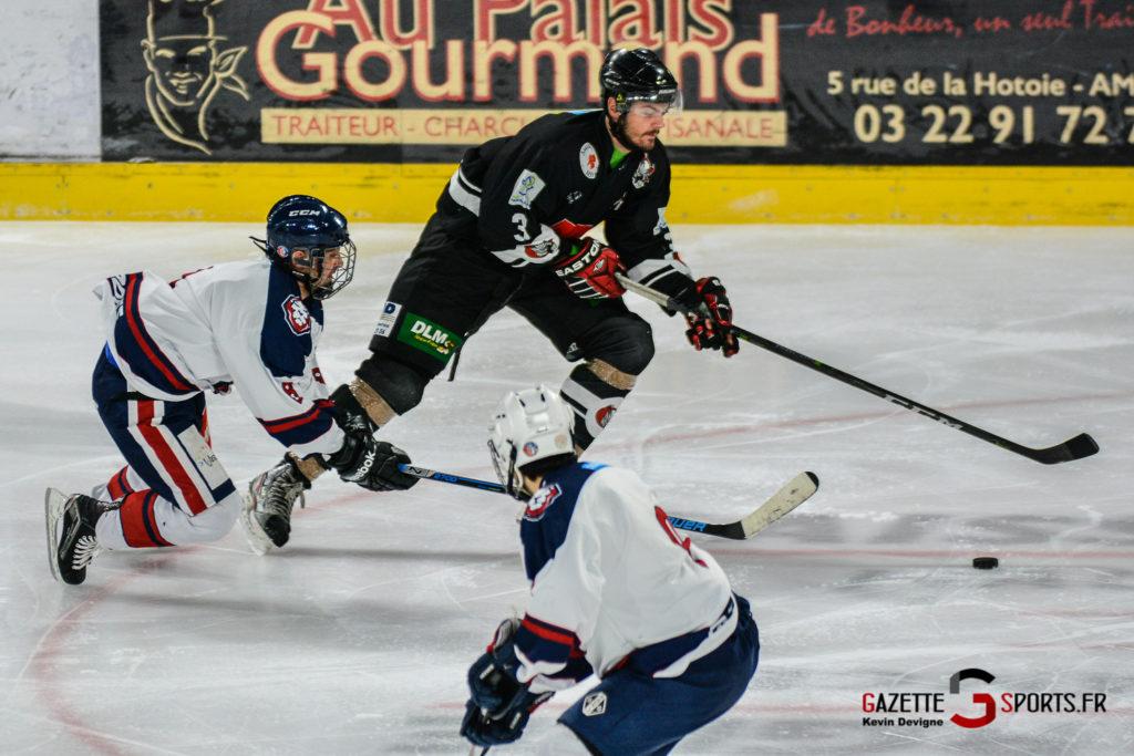 Hockey Sur Glace N4 Gothiques Vs Wasquehal Kevin Devigne Gazettesports 43