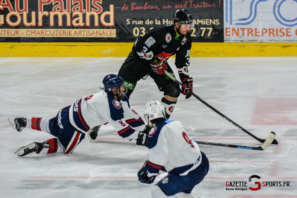 Hockey Sur Glace N4 Gothiques Vs Wasquehal Kevin Devigne Gazettesports 44