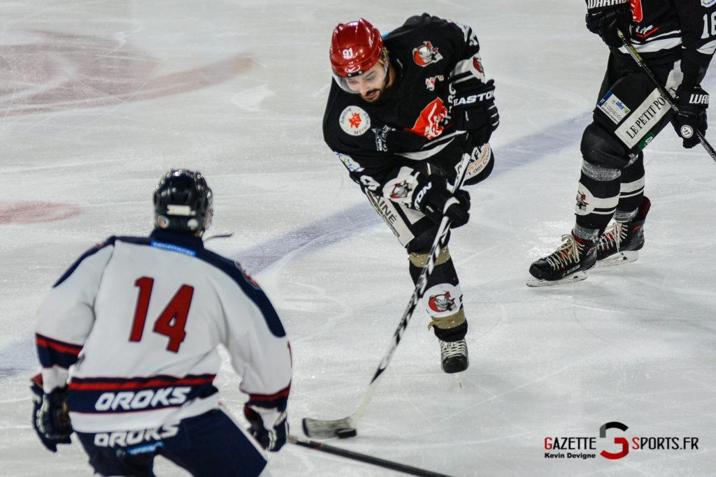 Hockey Sur Glace N4 Gothiques Vs Wasquehal Kevin Devigne Gazettesports 45