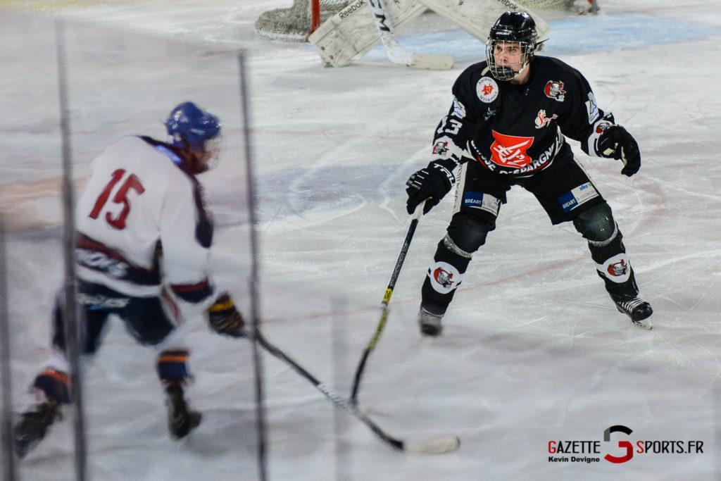 Hockey Sur Glace N4 Gothiques Vs Wasquehal Kevin Devigne Gazettesports 46