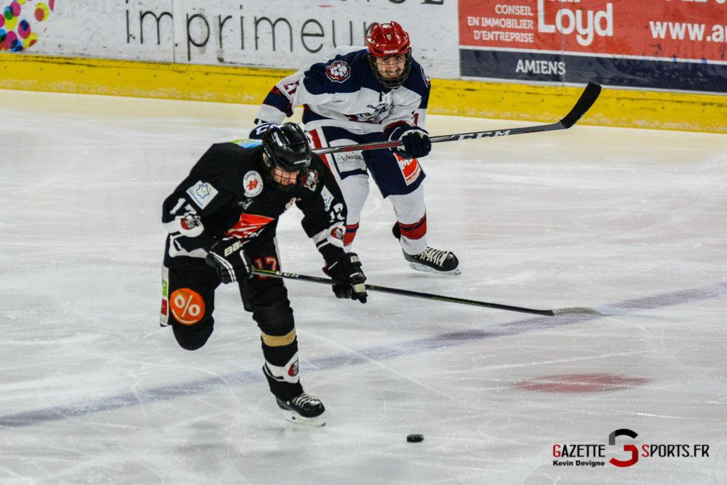 Hockey Sur Glace N4 Gothiques Vs Wasquehal Kevin Devigne Gazettesports 47