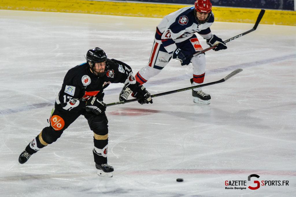Hockey Sur Glace N4 Gothiques Vs Wasquehal Kevin Devigne Gazettesports 48