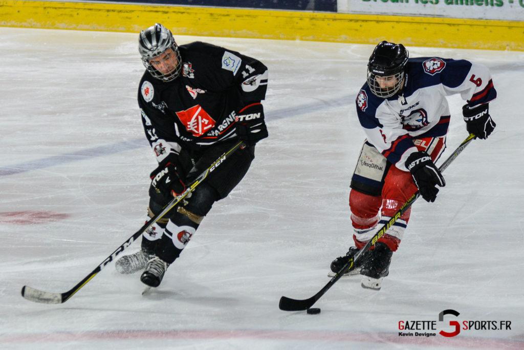 Hockey Sur Glace N4 Gothiques Vs Wasquehal Kevin Devigne Gazettesports 50