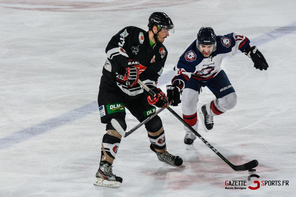 Hockey Sur Glace N4 Gothiques Vs Wasquehal Kevin Devigne Gazettesports 52
