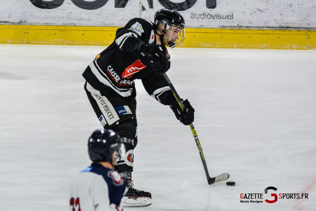Hockey Sur Glace N4 Gothiques Vs Wasquehal Kevin Devigne Gazettesports 53