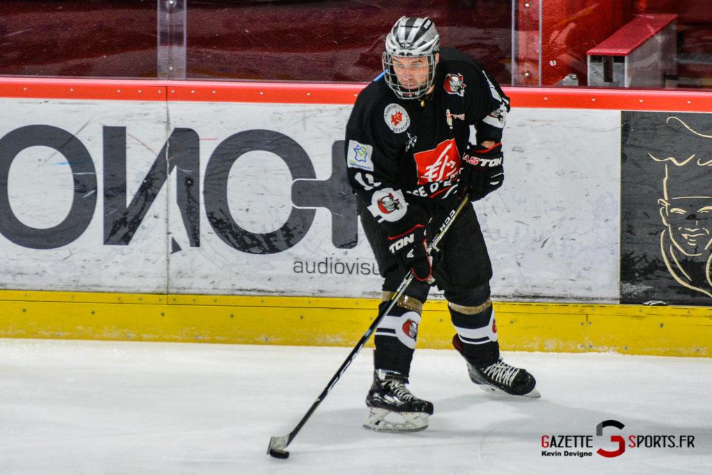 Hockey Sur Glace N4 Gothiques Vs Wasquehal Kevin Devigne Gazettesports 54