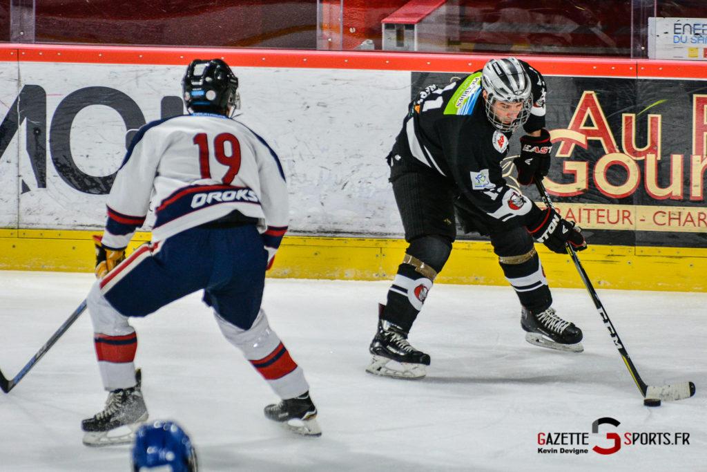 Hockey Sur Glace N4 Gothiques Vs Wasquehal Kevin Devigne Gazettesports 55