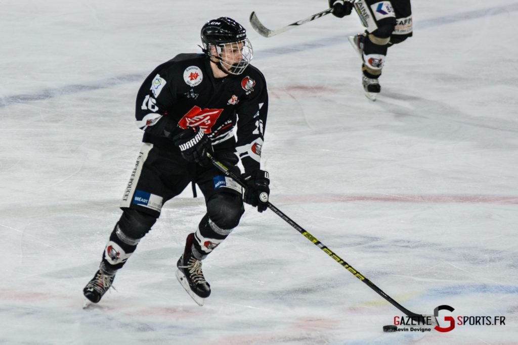 Hockey Sur Glace N4 Gothiques Vs Wasquehal Kevin Devigne Gazettesports 56