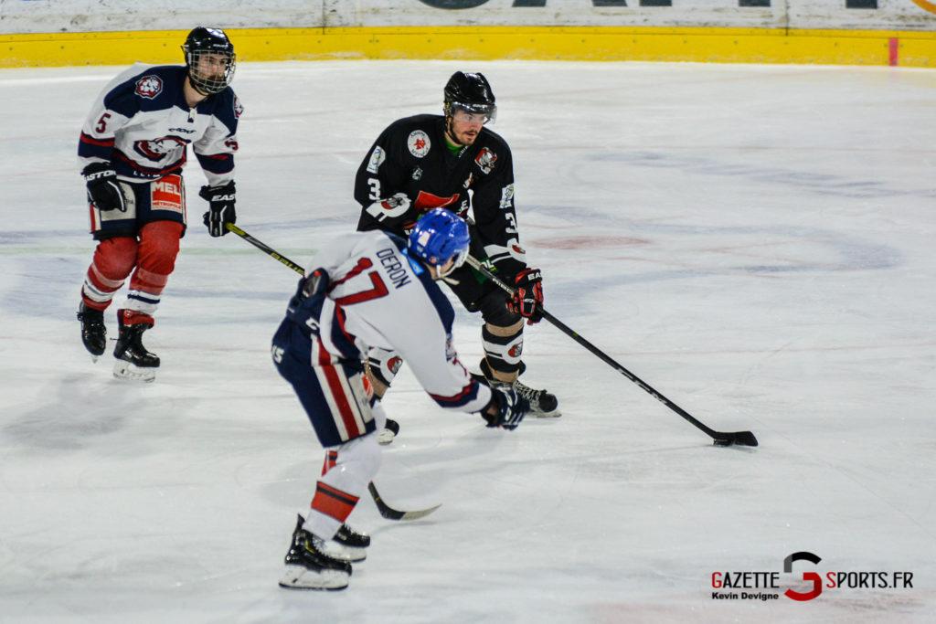 Hockey Sur Glace N4 Gothiques Vs Wasquehal Kevin Devigne Gazettesports 58