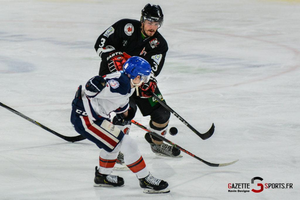 Hockey Sur Glace N4 Gothiques Vs Wasquehal Kevin Devigne Gazettesports 59
